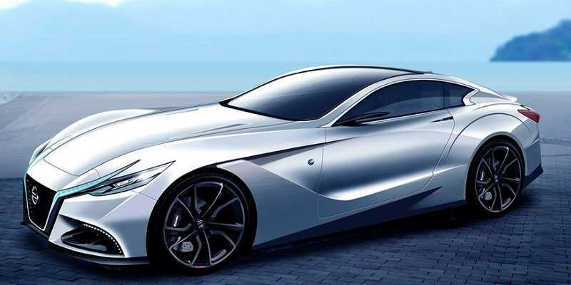 37 The 2019 Nissan Z Spy Redesign And Concept