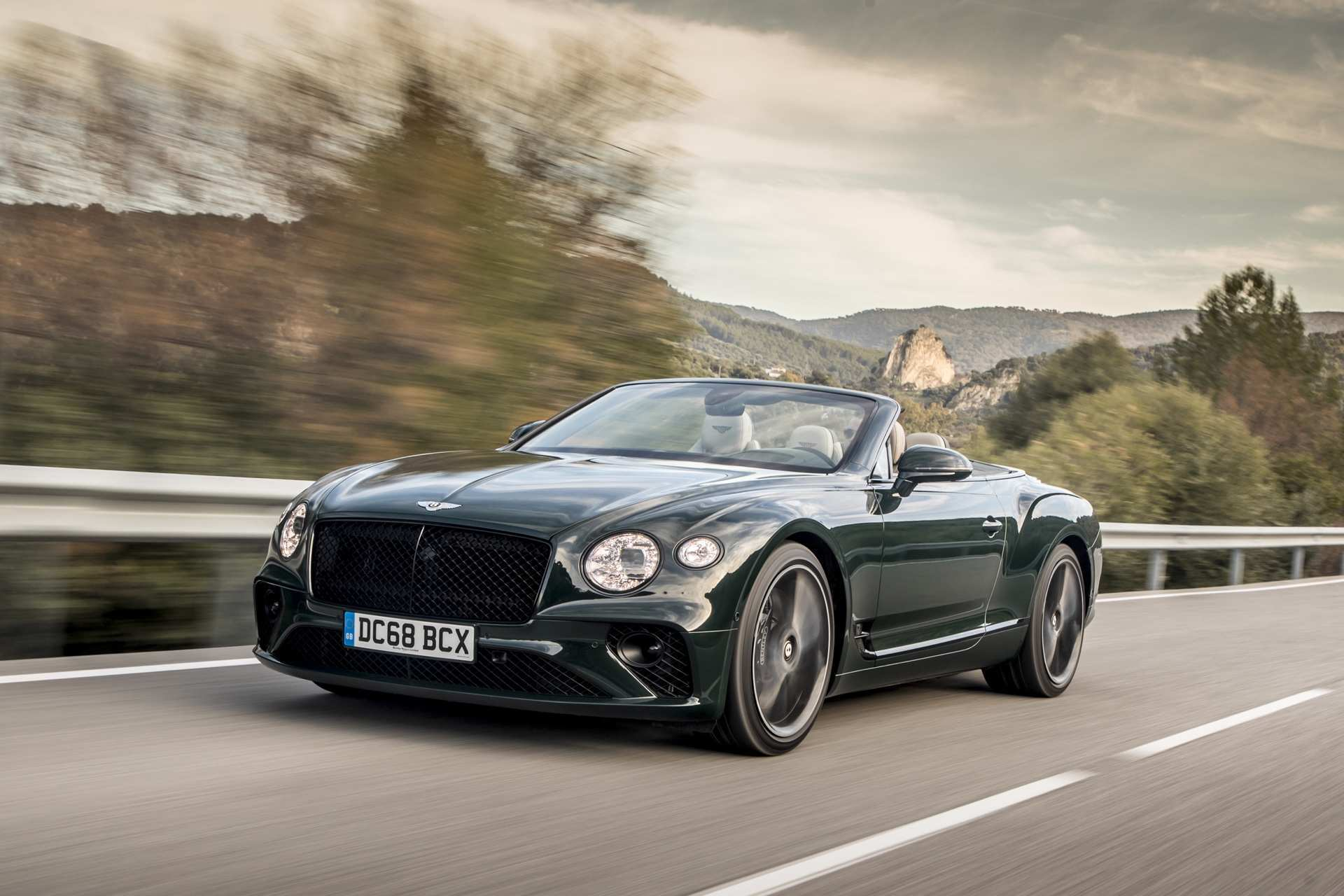 37 The 2020 Bentley Gtc Release Date And Concept