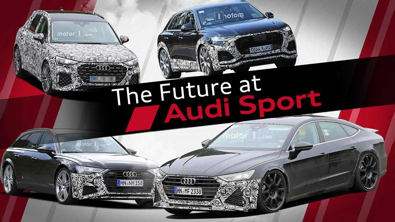 37 The Audi New Models 2020 First Drive