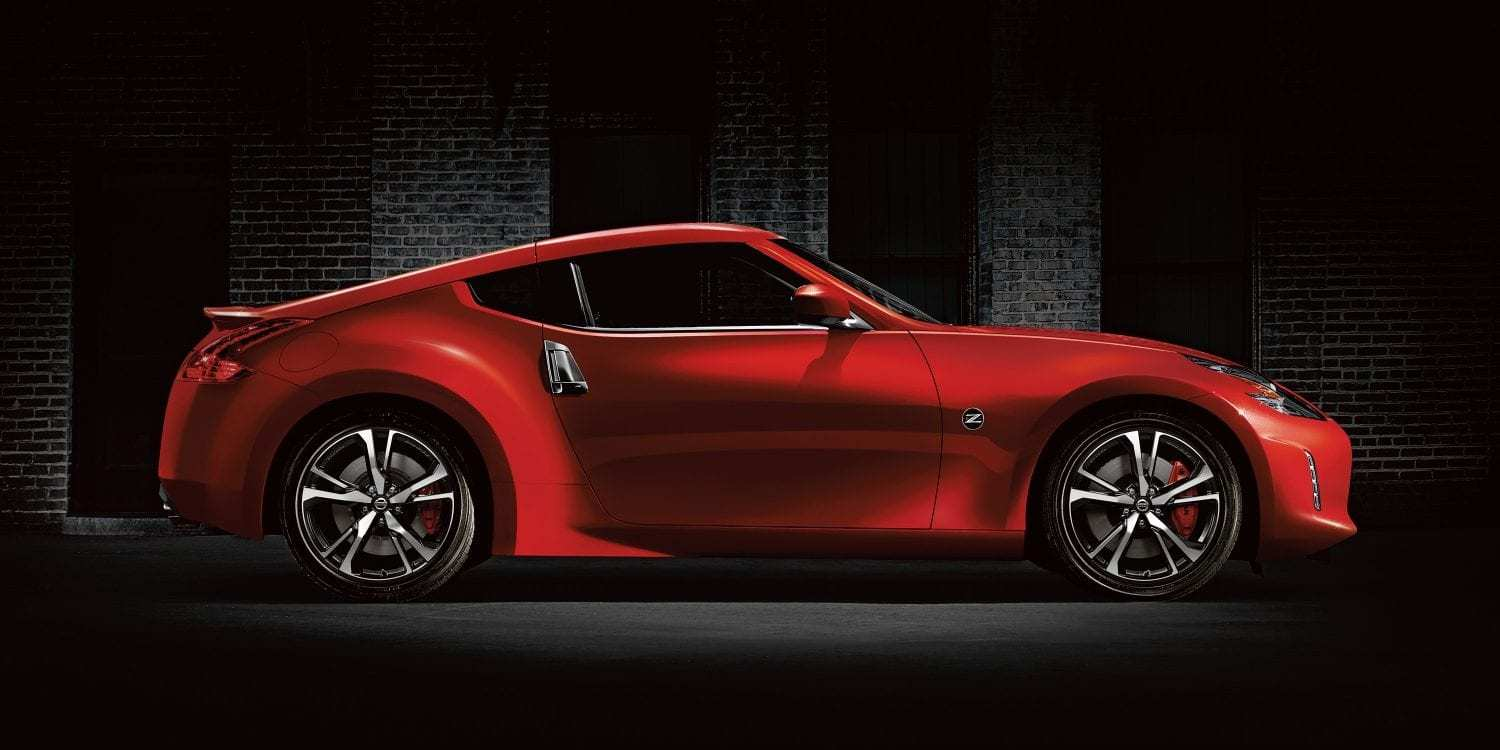 37 The Best 2019 Nissan 370Z Redesign Exterior And Interior