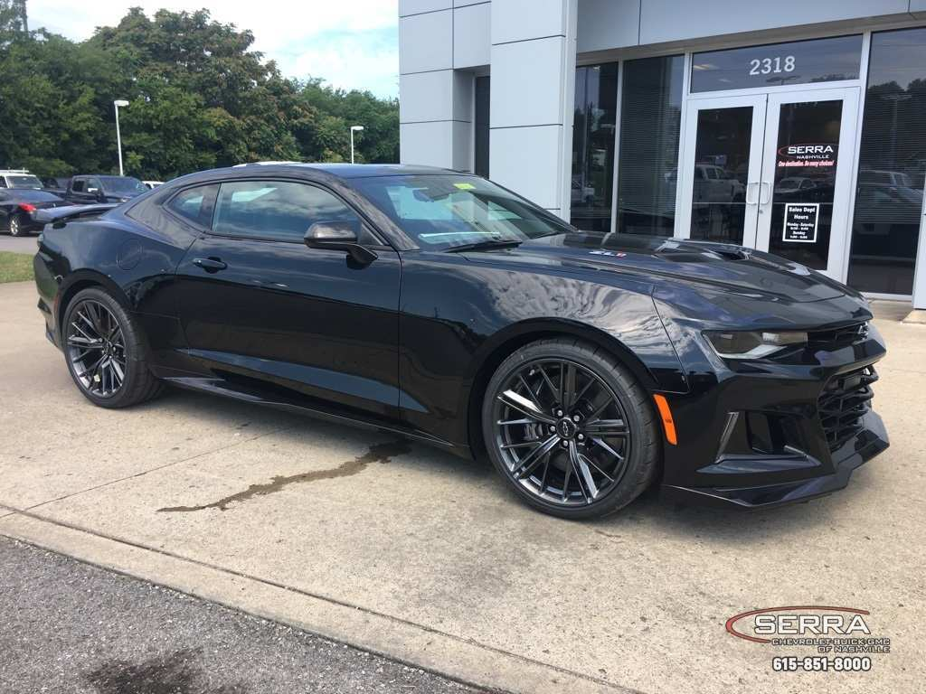 37 The Best 2020 Chevrolet Camaro Zl1 New Review