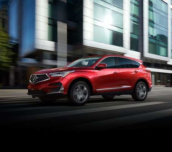 37 The Best Acura Suv 2020 Exterior