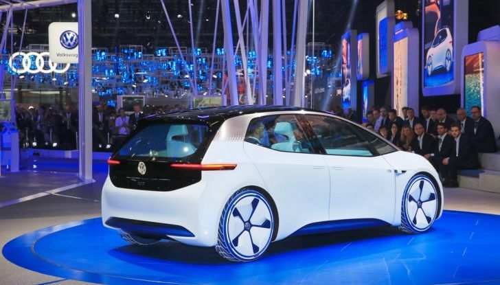 37 The Best Volkswagen Elettrica 2020 Spesification