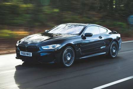 38 A 2019 Bmw 8 Series Interior Research New