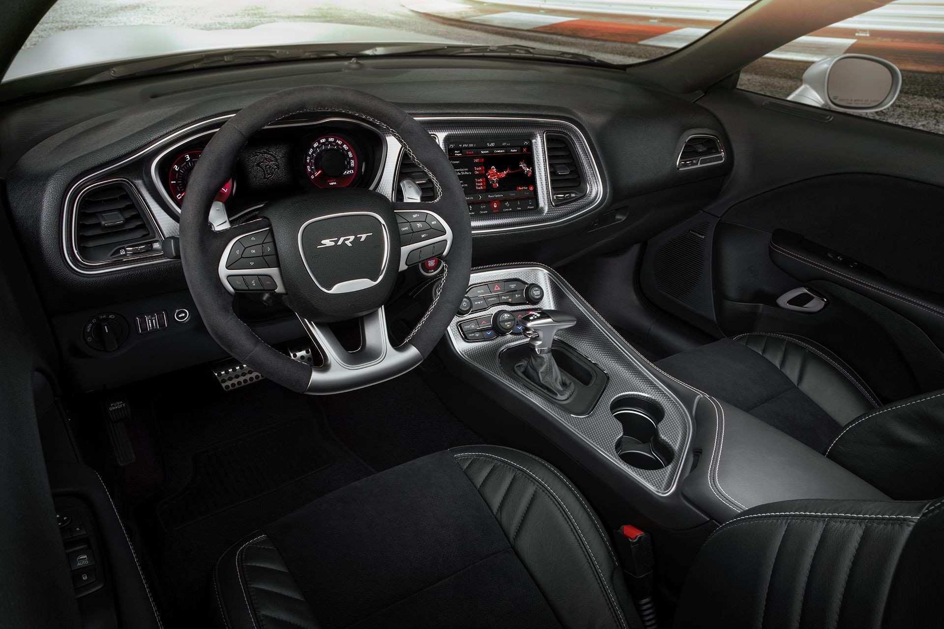 38 A 2019 Dodge Interior Images