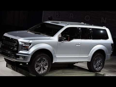 38 A 2020 Ford Bronco Latest News Redesign