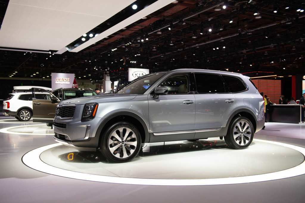 38 A 2020 Kia Telluride Release Date Specs And Review