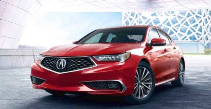 38 All New 2019 Acura Tlx Rumors Review