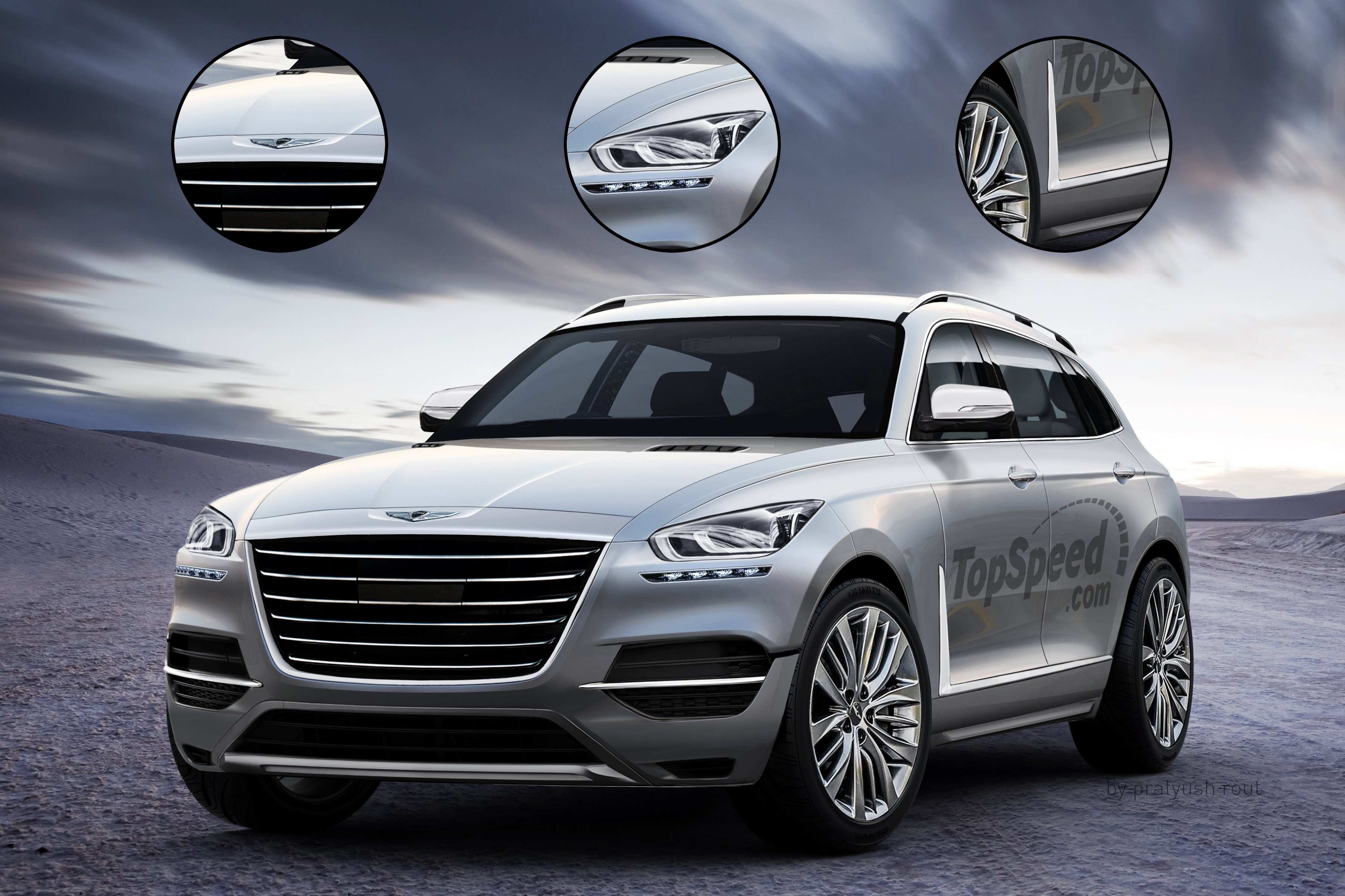38 All New 2019 Genesis Suv Images