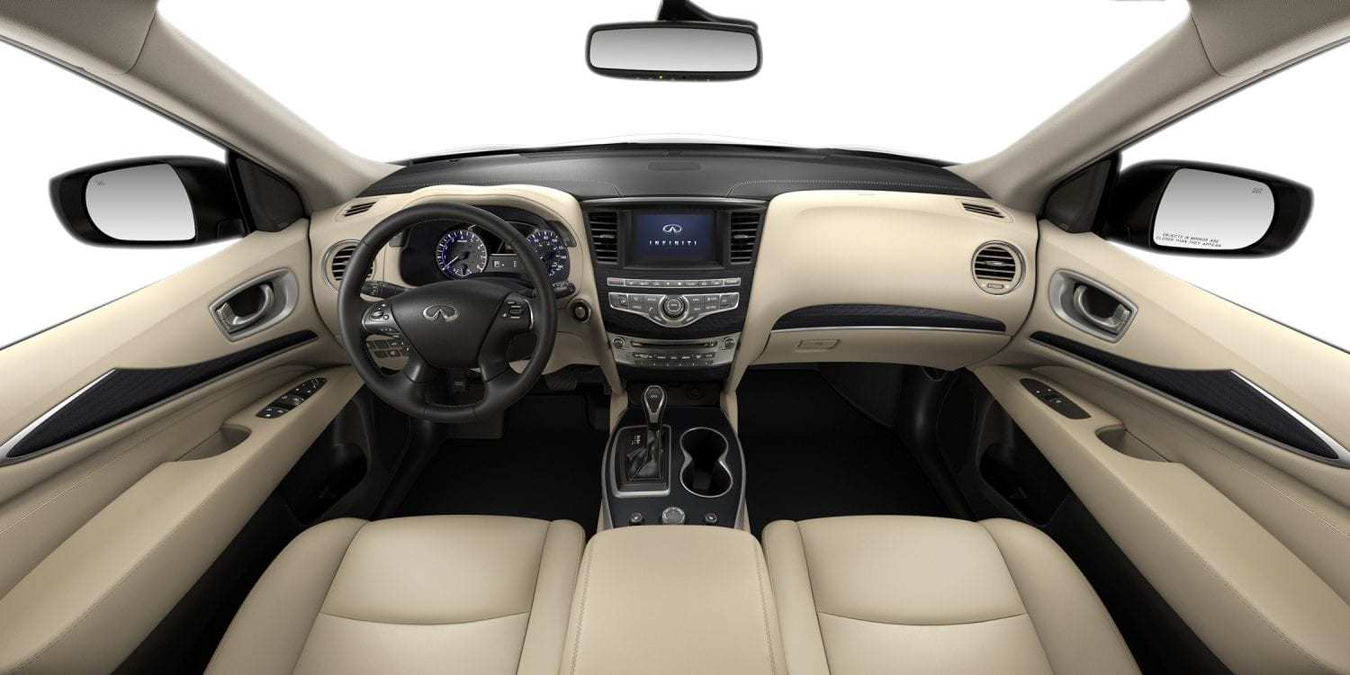 38 All New 2020 Infiniti Interior Spesification