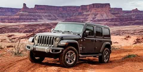 38 All New 2020 Jeep Jl Rumors Price And Review