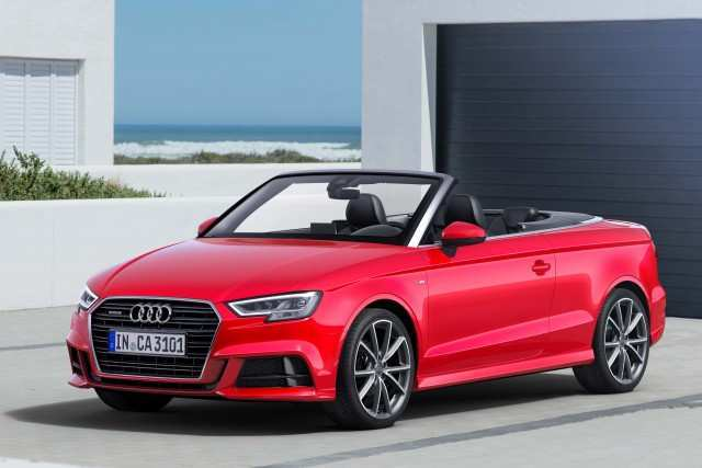 38 All New Audi Convertible 2020 Picture