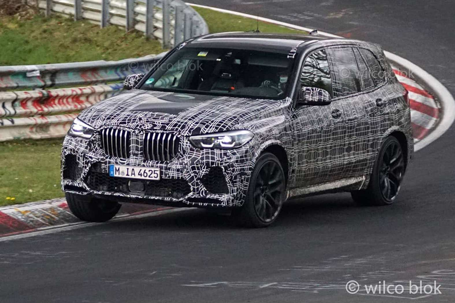 38 All New Bmw X5M 2020 Configurations