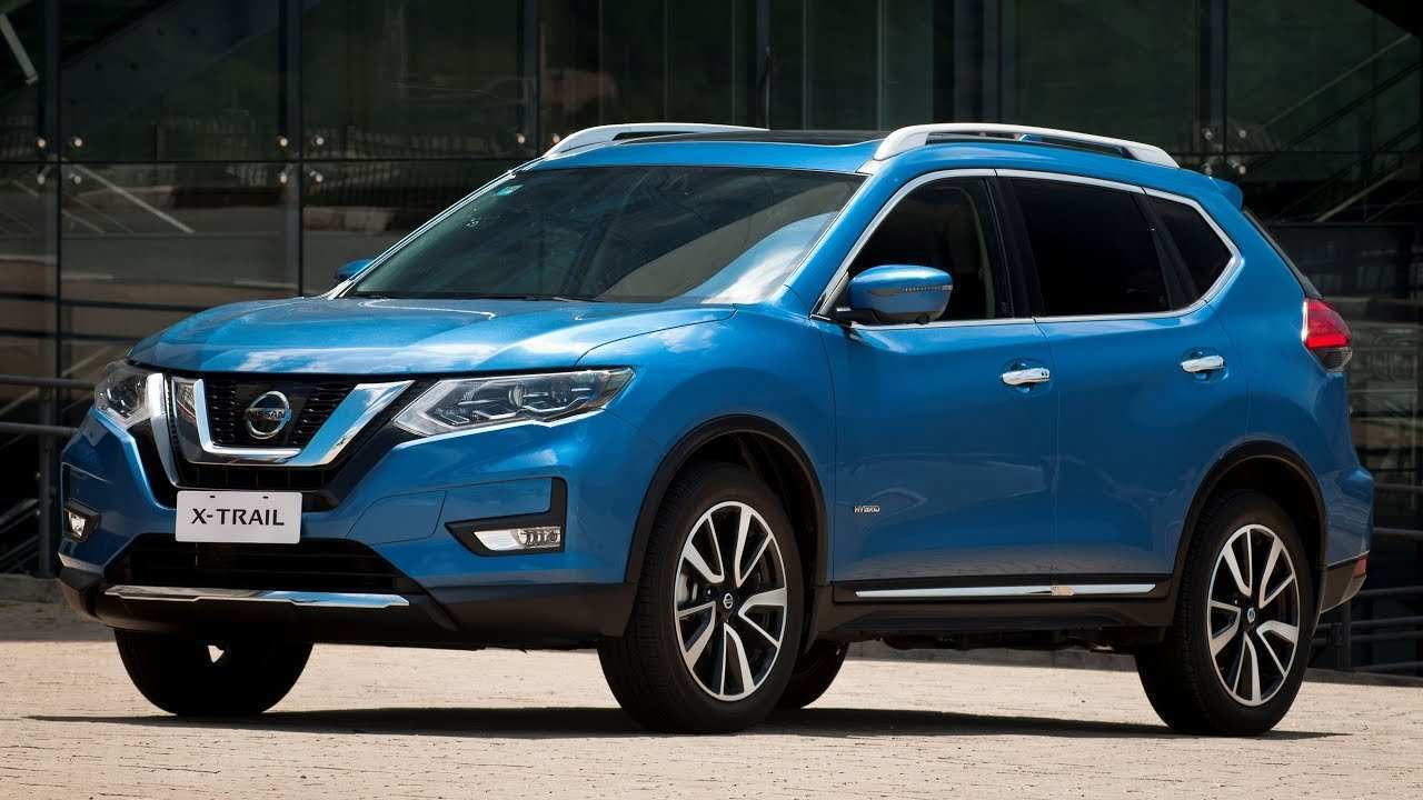 38 Best 2019 Nissan Hybrid Interior
