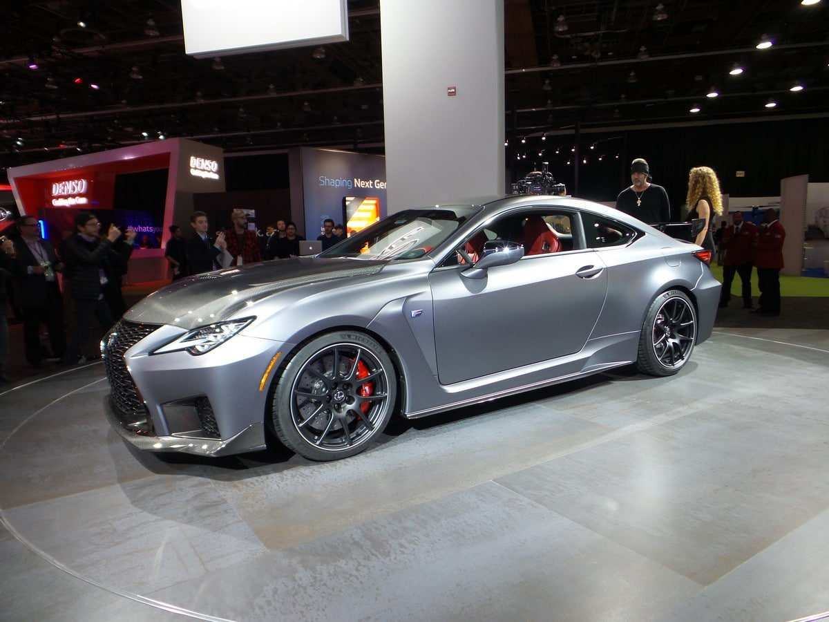 38 Best 2020 Lexus Rc F Track Edition Redesign And Review