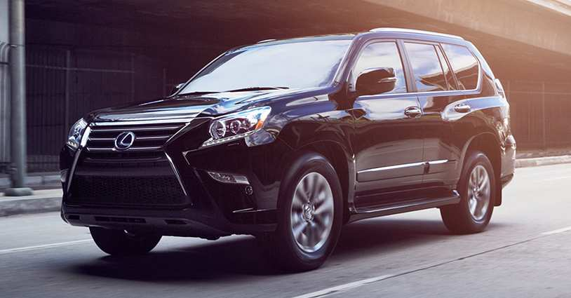 38 Best New 2019 Lexus Gx Interior