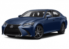 2019 Lexus Gs Twin Turbo