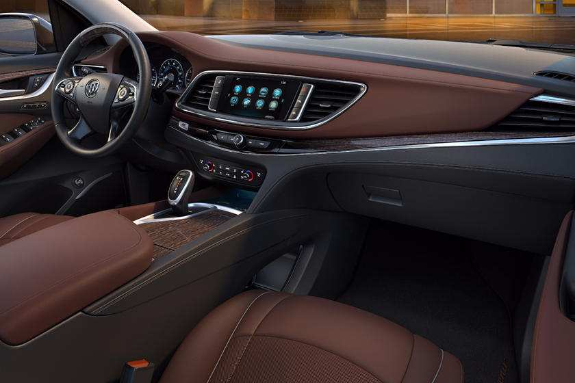 38 New 2020 Buick Enclave Interior Review And Release Date