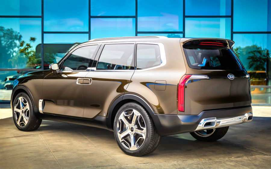 38 New 2020 Kia Telluride Release Date Price Design And Review