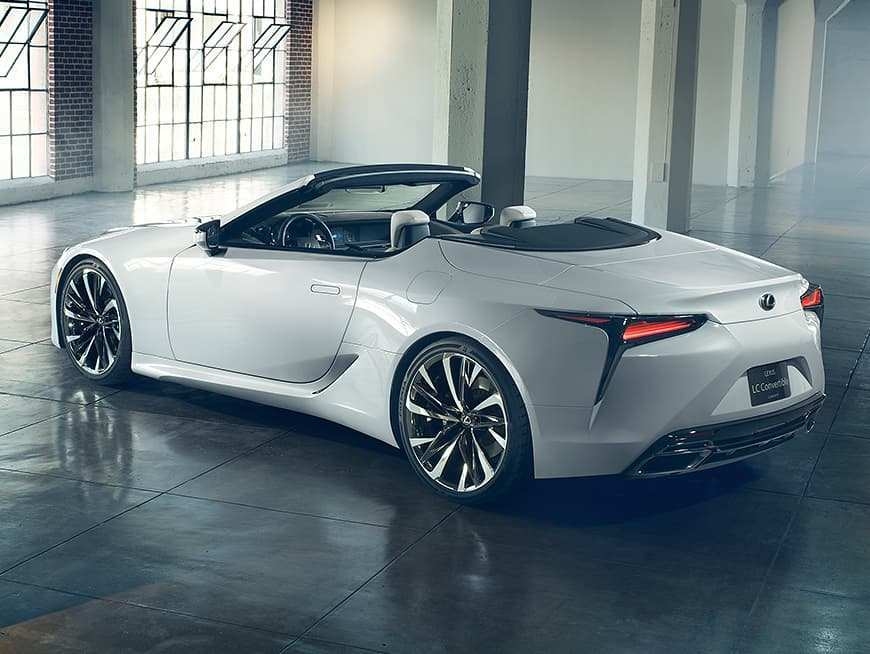 38 New 2020 Lexus Lf Lc 2 New Model And Performance