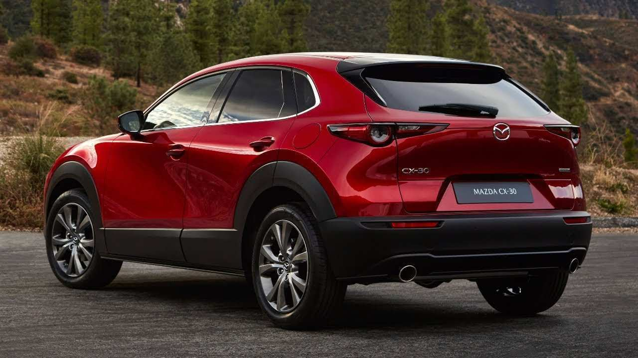38 New 2020 Mazda Cx 30 Price Price Design And Review