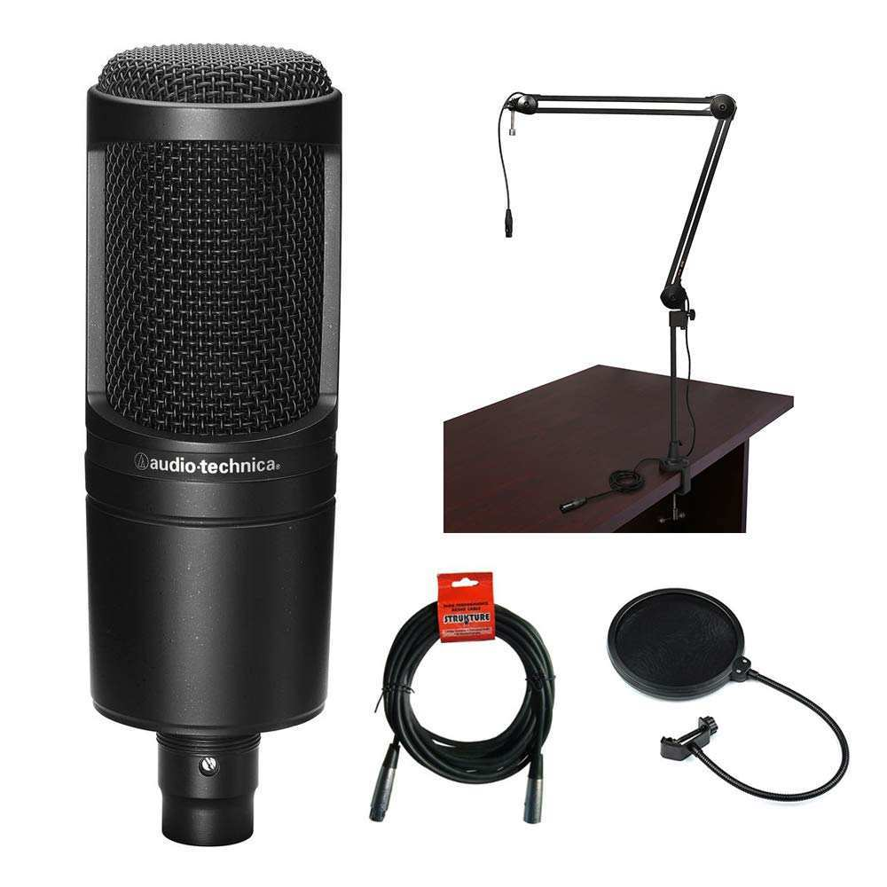 38 New Audio Technica At2020 New Model And Performance