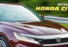 Honda City Next Generation 2020