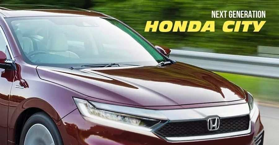 38 New Honda City Next Generation 2020 Engine