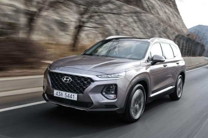 38 New Hyundai Grand Santa Fe 2020 Wallpaper