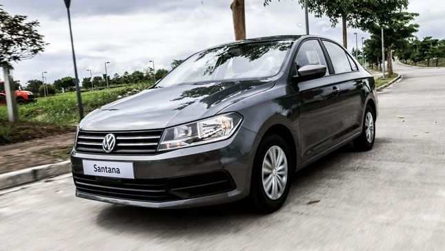 38 New Volkswagen Santana 2020 Review And Release Date