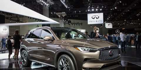 38 The 2019 Infiniti Qx50 Crossover Specs And Review