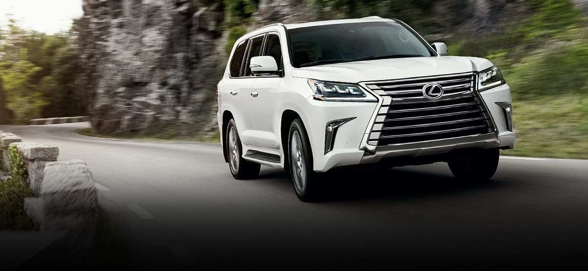 38 The 2019 Lexus Lx Redesign And Review