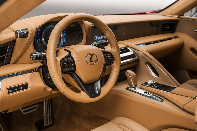 38 The 2020 Lexus Lf Lc 2 Picture