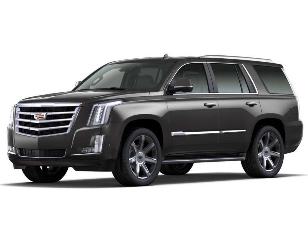 38 The Best 2019 Cadillac Escalade Redesign Redesign
