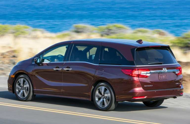 38 The Best 2019 Honda Odyssey Release Photos