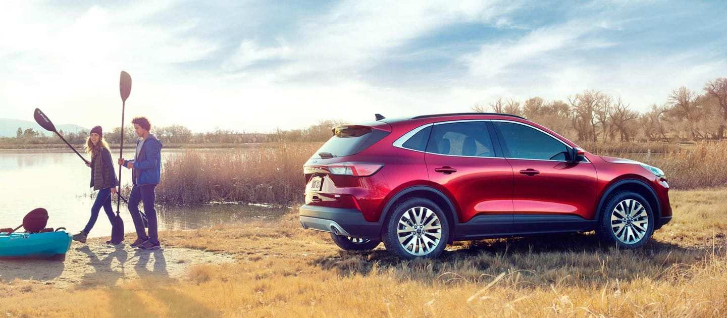 38 The Best 2020 Ford Crossover New Review