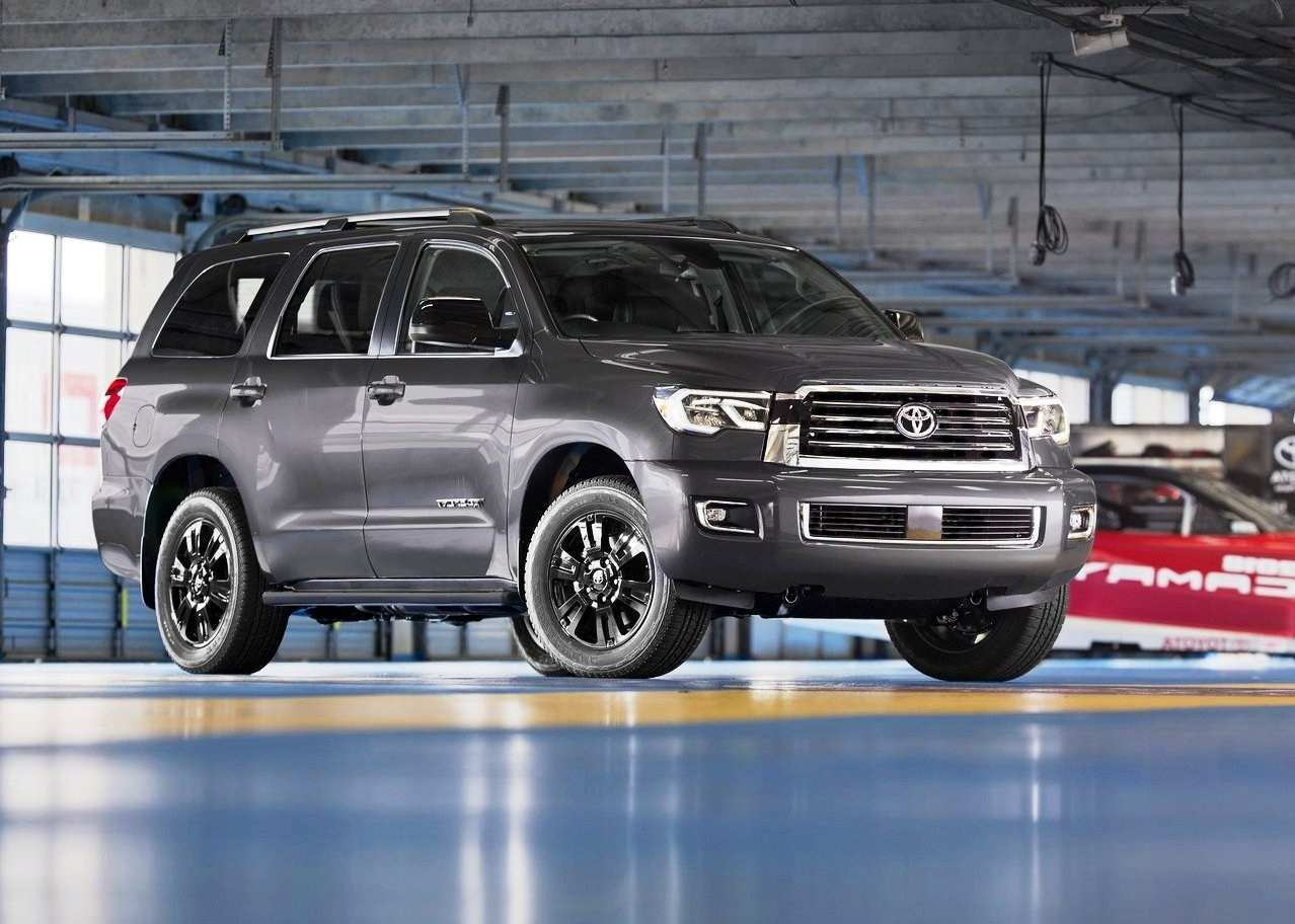 38 The Best 2020 Toyota Sequoia Spy Photos Concept