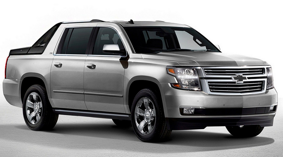 38 The Best Chevrolet Avalanche 2020 Release Date And Concept