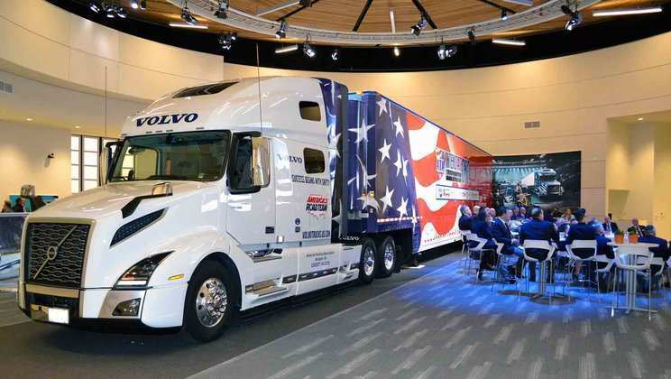 38 The Best Volvo Truck 2020 Redesign And Review