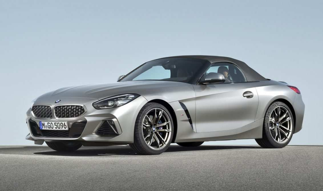 38 The Bmw Z4 2020 Specs Exterior And Interior