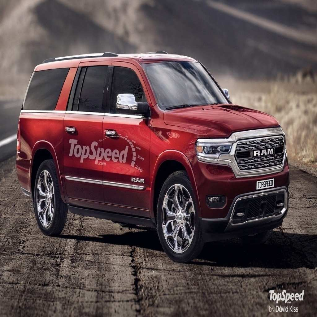 38 The Dodge Durango 2020 Redesign New Model And Performance
