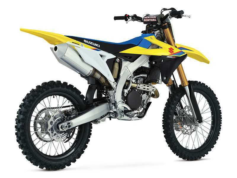39 A 2019 Suzuki Rmz Spy Shoot