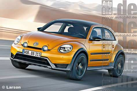 39 A 2019 Volkswagen Beetle Suv Wallpaper