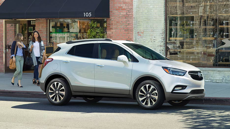 39 A 2020 Buick Encore Specs Ratings