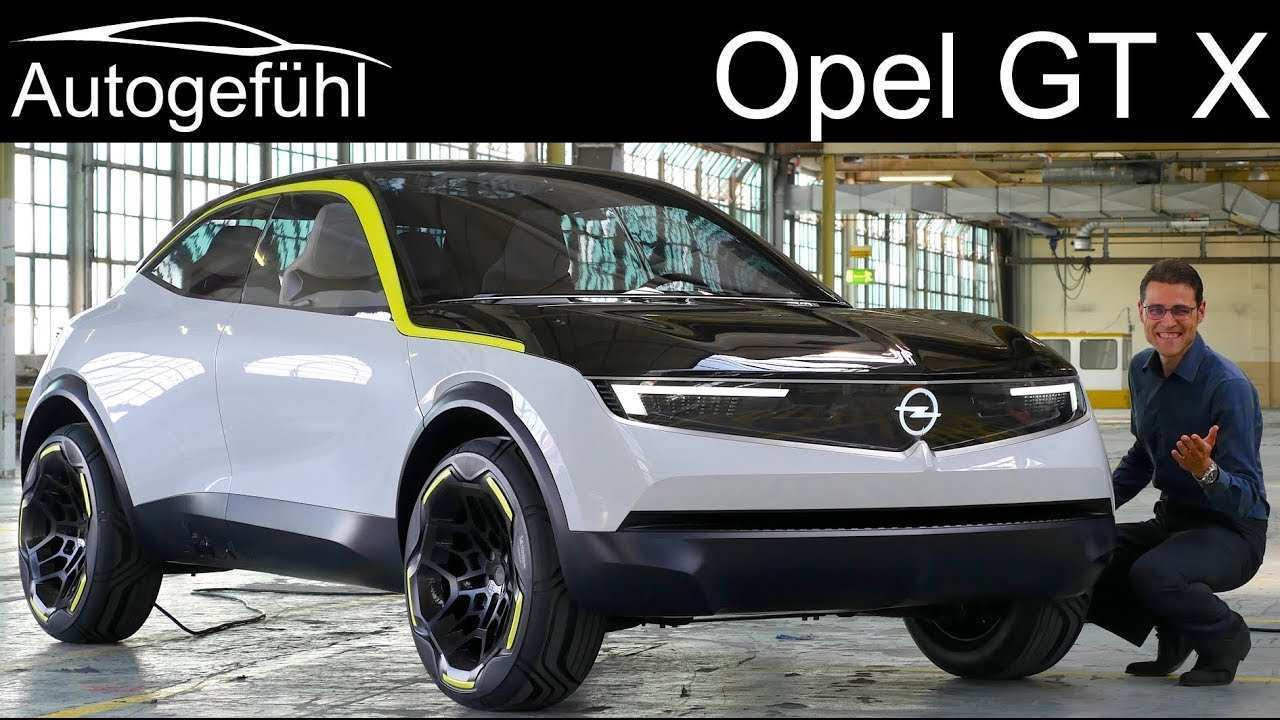 39 A Opel Gt X 2020 Release Date And Concept