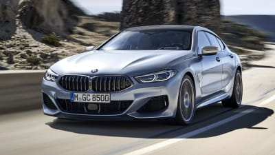 39 All New 2019 Bmw 8 Series Gran Coupe Release Date
