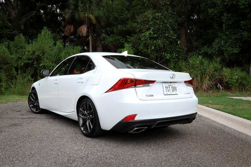 39 All New 2019 Lexus Is350 F Sport Release Date And Concept