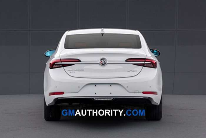 39 All New 2020 Buick Lacrosse China Redesign And Review