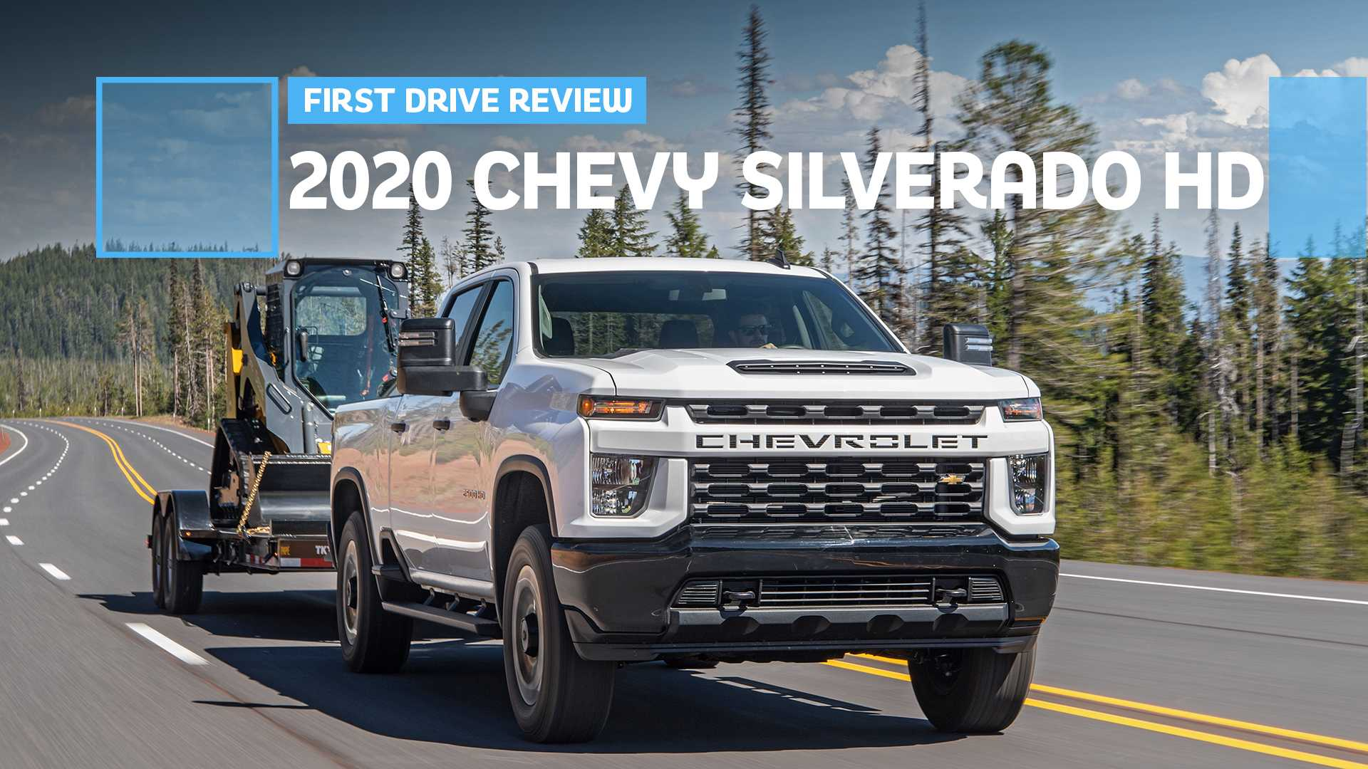 39 All New 2020 Chevrolet 2500 Ugly Reviews