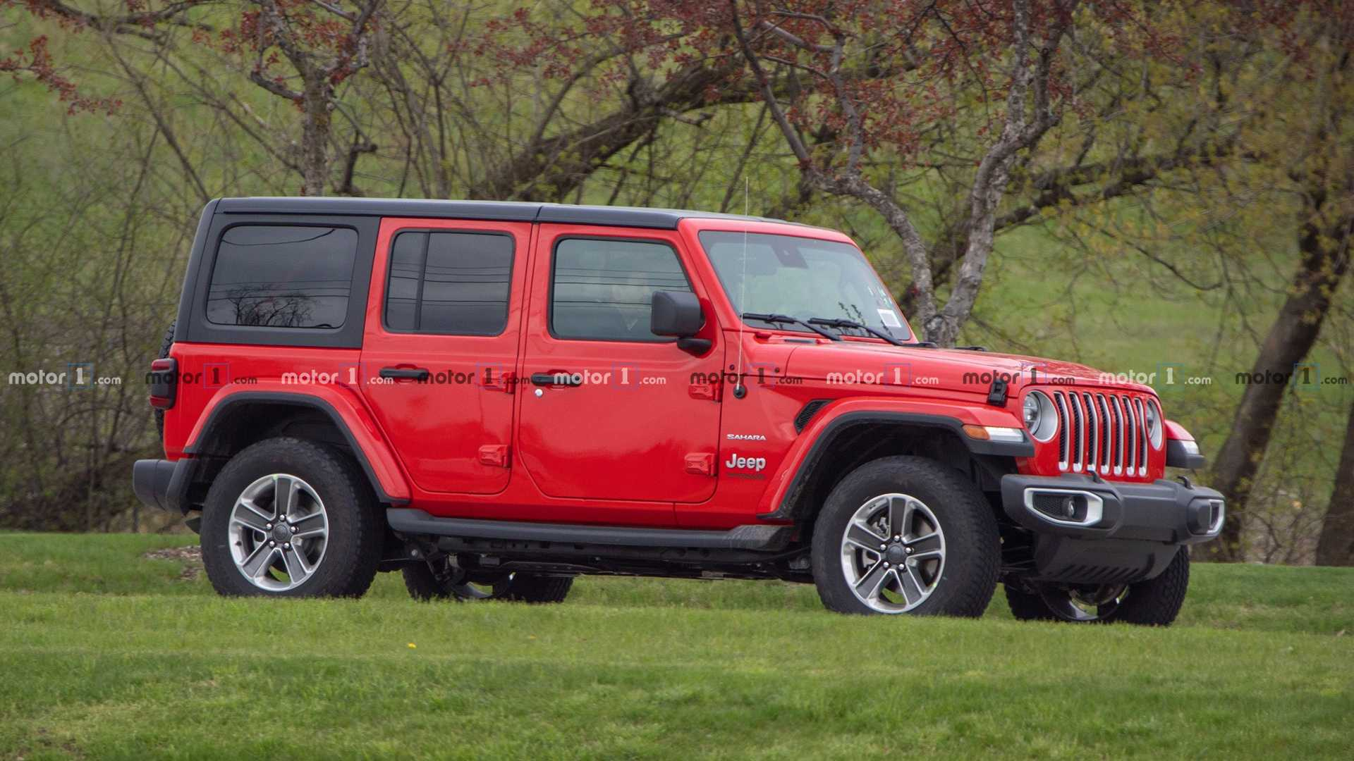 39 All New 2020 Jeep Jl Rumors Overview